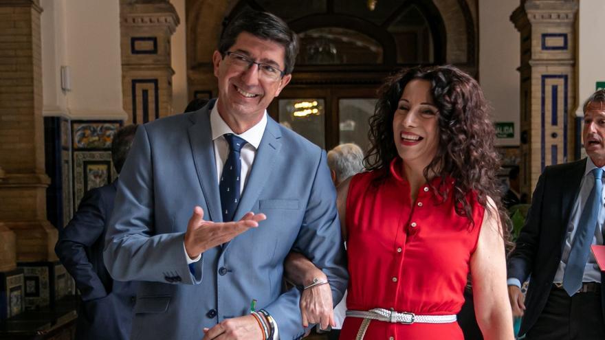 """Rocío Ruiz reivindica """"un Gobierno cohesionado"""" y la elaboración de los """"presupuestos más sociales de la historia"""""""