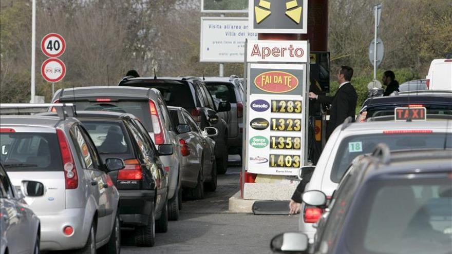 Roma y Milán prohíben la circulación de sus vehículos para atajar la polución