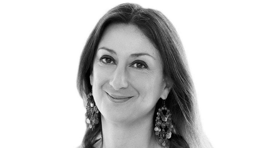 Daphne Caruana Galizia, la periodista asesinada en Malta