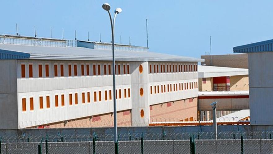 Uno de los módulos del Centro Penitenciario Las Palmas II.