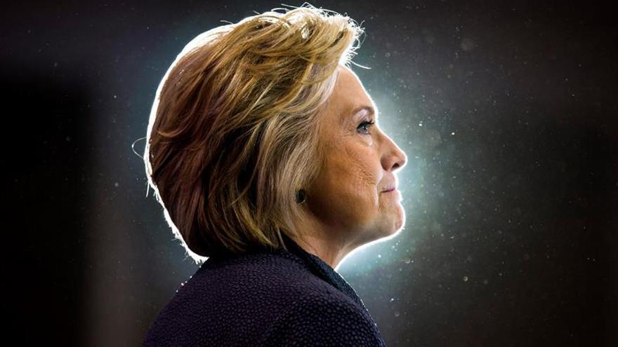 Una frase de Clinton al perder los comicios, el mensaje político más retuiteado de 2016
