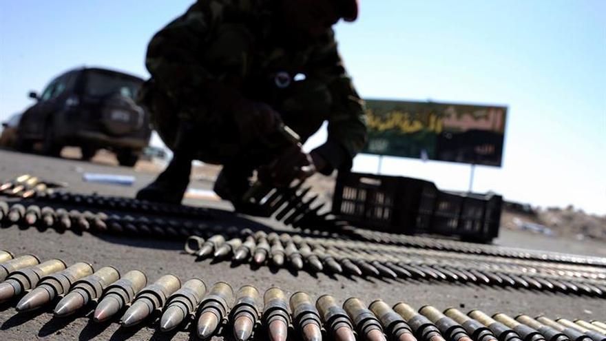 Libia espera que Rusia le ayude a levantar el embargo de armas de la ONU
