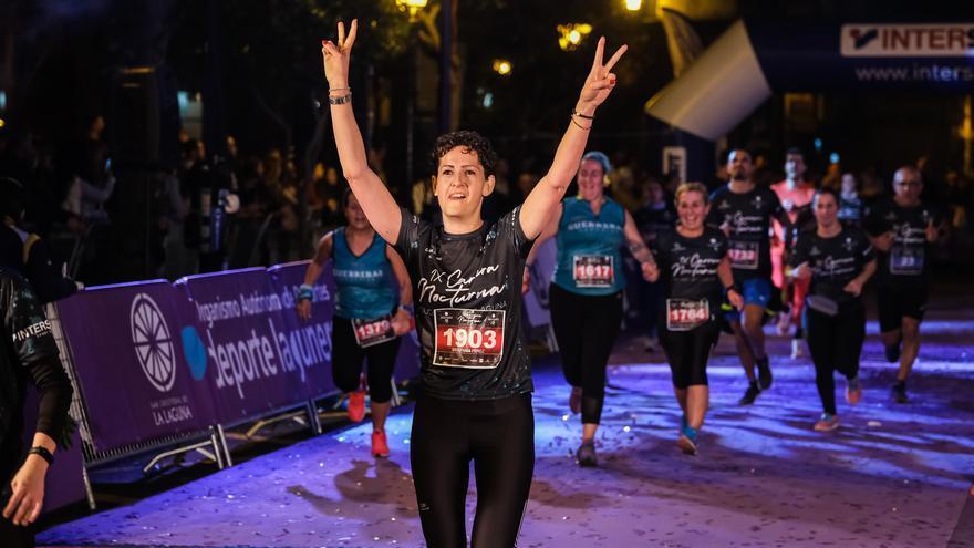La Carrera Nocturna Ciudad de La Laguna tendrá su salida y meta en la Plaza del Adelantado.