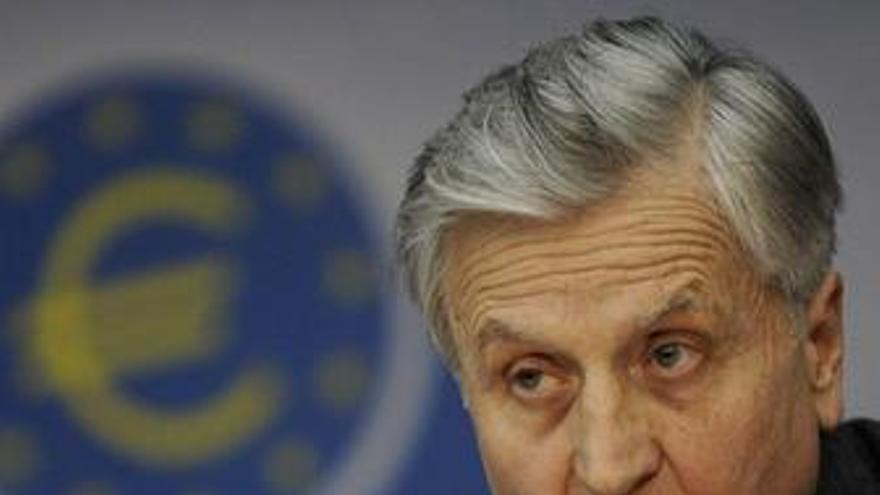"""Trichet considera """"prematuro"""" hablar del fin de la crisis"""