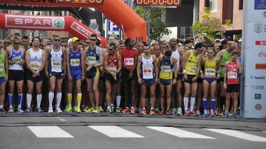 El Maratón 2013 inunda las calles de LPGC #13
