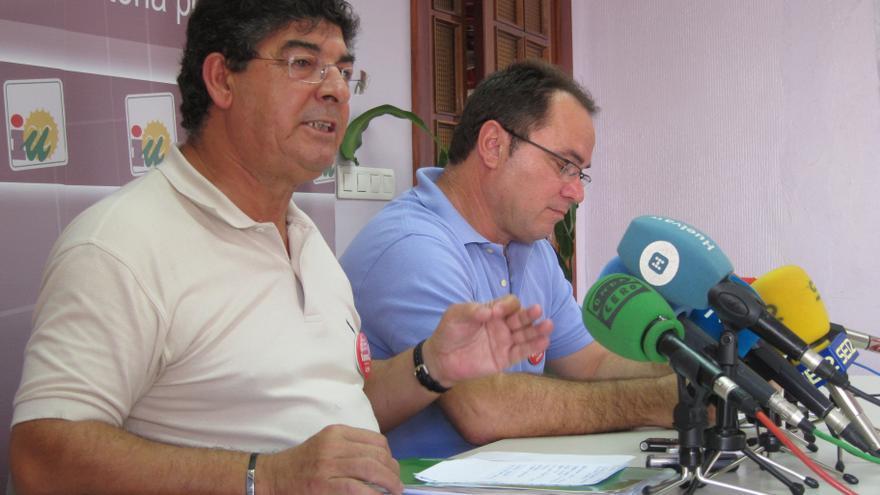 """Valderas llama a """"situar"""" a Andalucía en el """"gran debate el modelo de Estado"""" y aboga por un federalismo """"solidario"""""""