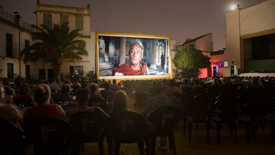 Cine de verano del Coliseo de Córdoba
