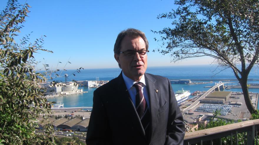 Artur Mas hará campaña el día de la huelga pero suspende los actos públicos