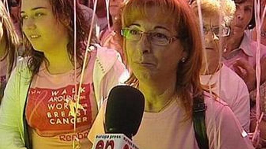 Miles de personas marchan en Madrid para sensibilizar a la sociedad