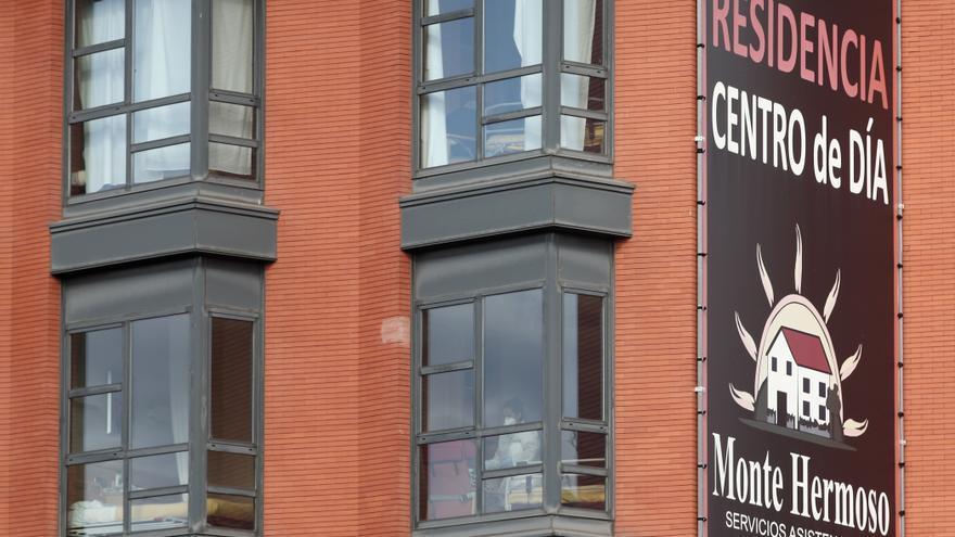 Residencia de ancianos y centro de día de Monte Hermoso de Madrid.