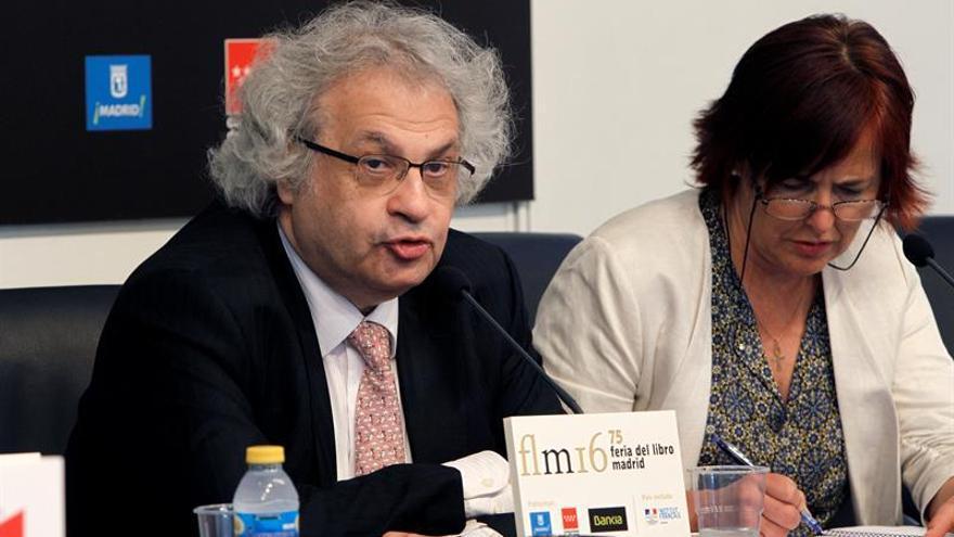 """Maalouf inaugura la Feria del Libro reclamando """"volver a imaginar el mundo"""""""