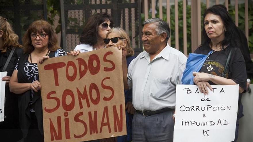 Difunden miles de archivos de las escuchas de la denuncia del fiscal Nisman