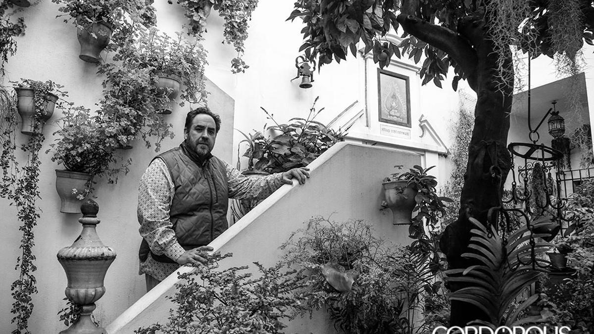 """Rafael Barón: """"No queremos que el centenario del Concurso de Patios pase sin pena ni gloria"""""""
