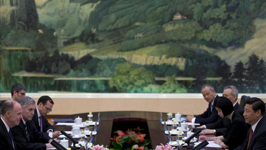El responsable chino de Exteriores se reúne con el Consejero de Seguridad de EEUU