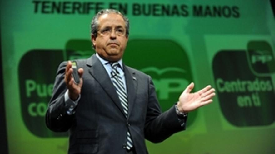 Antonio Alarcó. (ACFI PRESS)