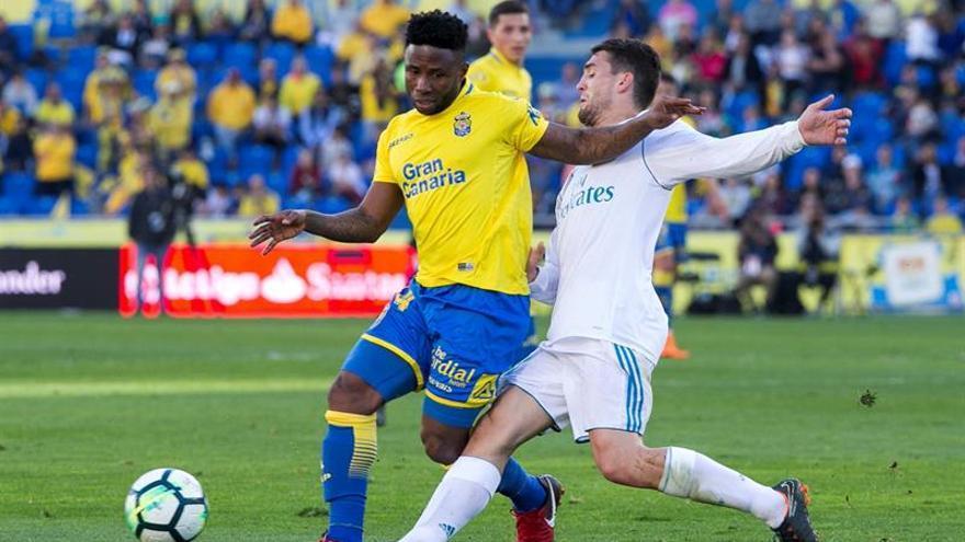 El Madrid hace los deberes en Gran Canaria antes de Turín (0-3)