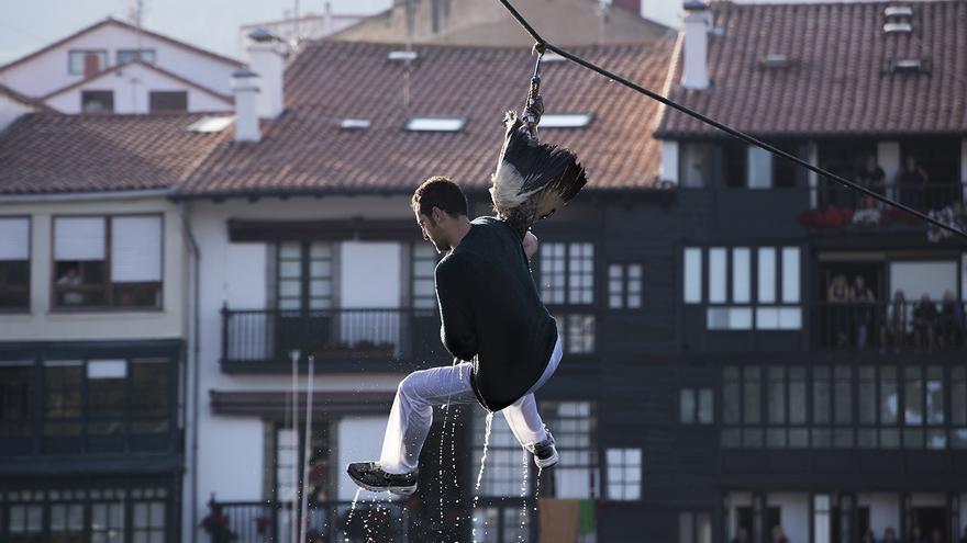 Antza Eguna, Lekeitio (Gipuzkoa)  Foto: Tras los Muros