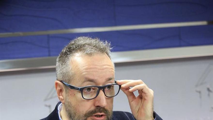 "Girauta tilda a Cameron de ""pirómano"" y ve Rajoy como ""antilíder"" ante brexit"