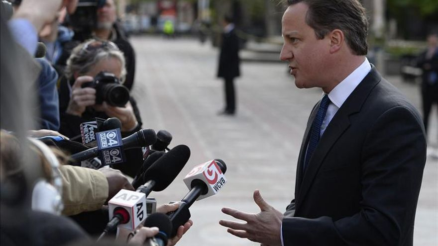 Cameron y Putin hablaron sobre una solución para la crisis de Siria