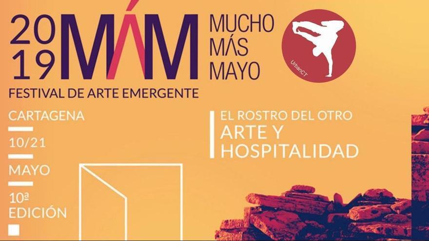 El Festival Mucho Más Mayo en Cartagena