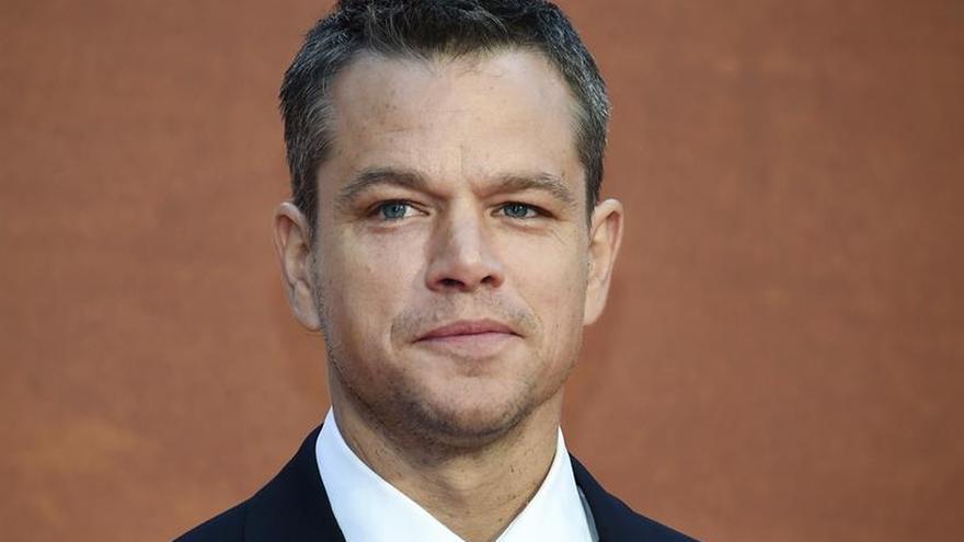 """Matt Damon defenderá a China de una invasión de monstruos en """"La Gran Muralla"""""""