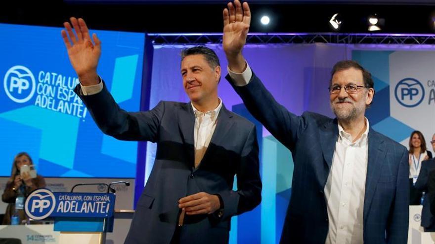 El PPC centrará su oferta electoral en un Rajoy que ha frenado al independentismo