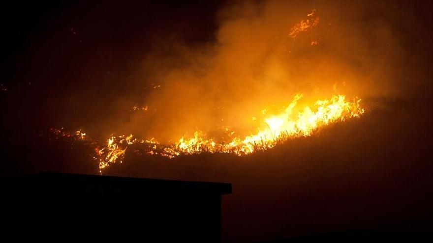 Xunta cifra en una docena los evacuados y no prevé más desalojos en Mondariz