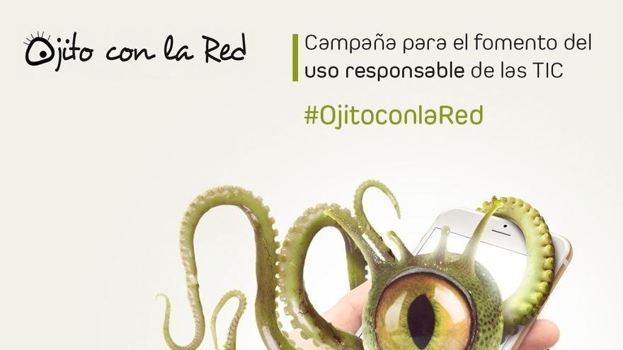 Campaña #Ojitoconlared