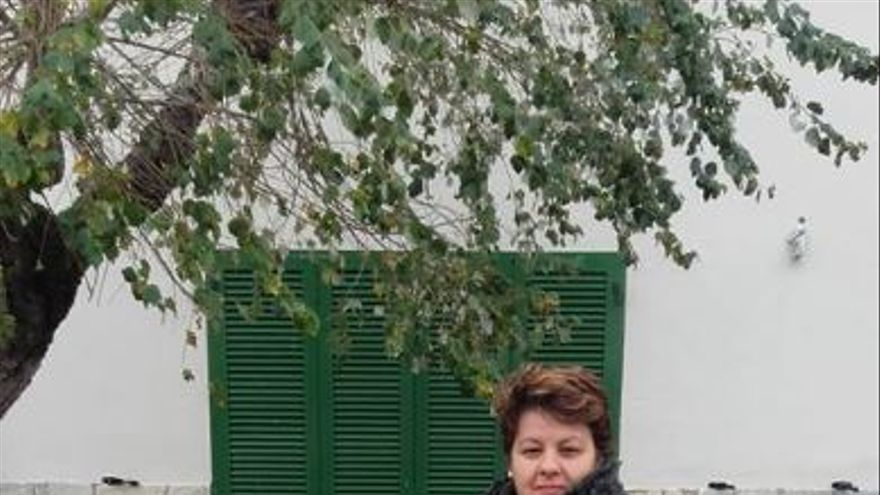 Lucía Patrascu, víctima de la violencia de género