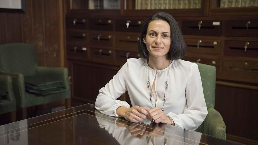 Elena Álvarez Simón es la número dos al Congreso de los Diputados.
