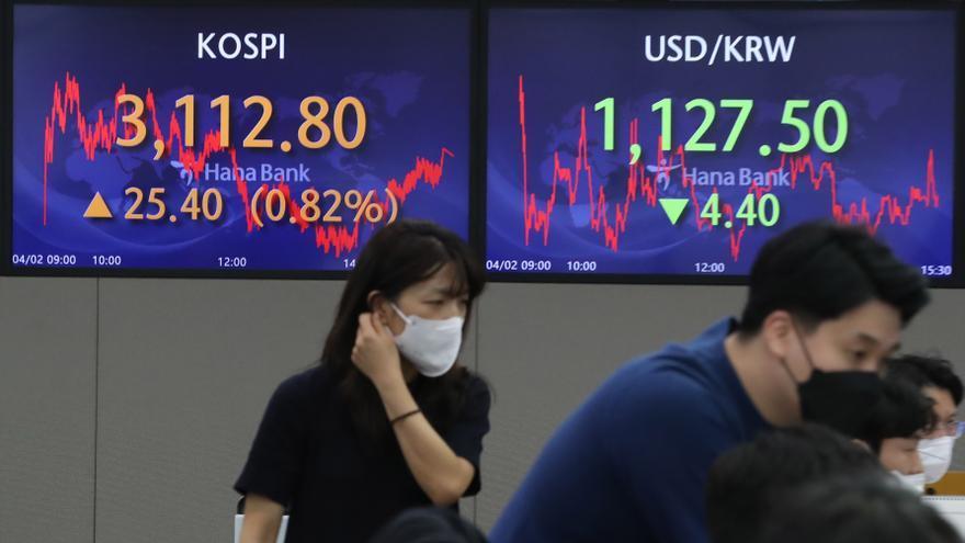 La Bolsa de Seúl gana un 0,19 % y sube por sexto día