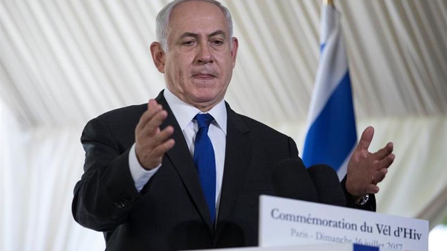 Netanyahu inicia hoy en Budapest una visita de cuatro días