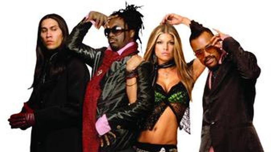 Grupo musical black eyed peas fergie will i am