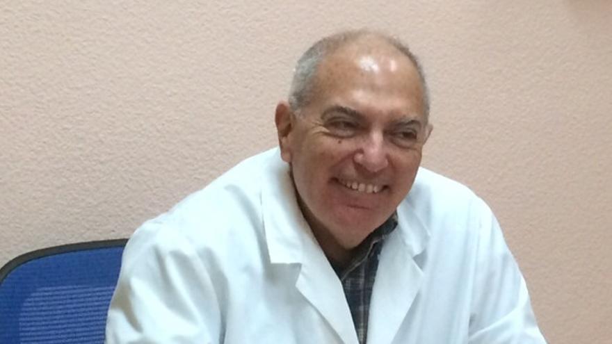 El ginecólogo Francisco Valero // Albacete Capital