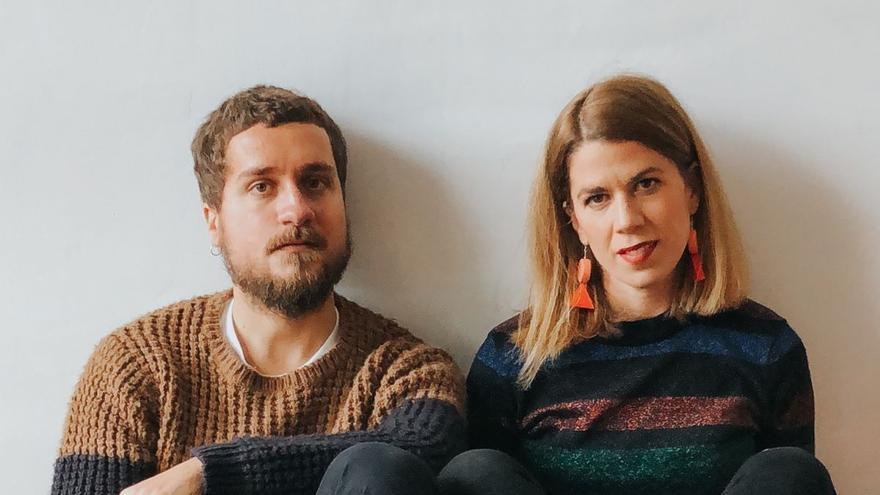 Sergio López y Matilde Tomás, impulsores Casa Chiribiri, estarán el lunes en el Cendeac para participar en el ciclo 'Miradas Cercanas'