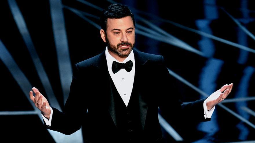 Jimmy Kimmel en los Oscar 2017