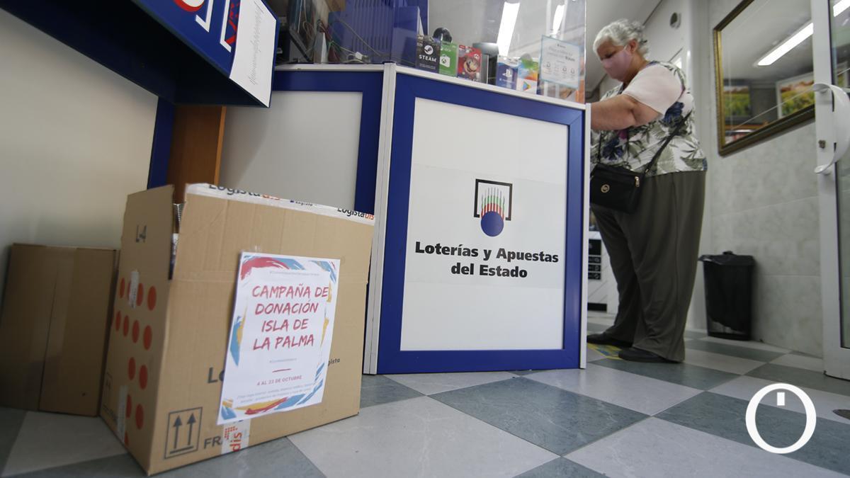 Campaña de donación a La Palma en comercios de Valdeollero.s y Santa Rosa