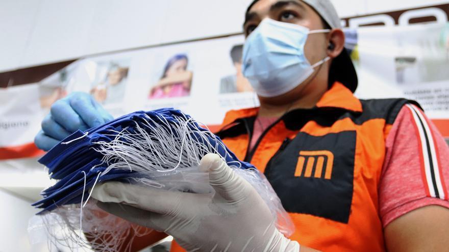 México acumula 195.908 muertes y 2.175.462 contagios por el coronavirus