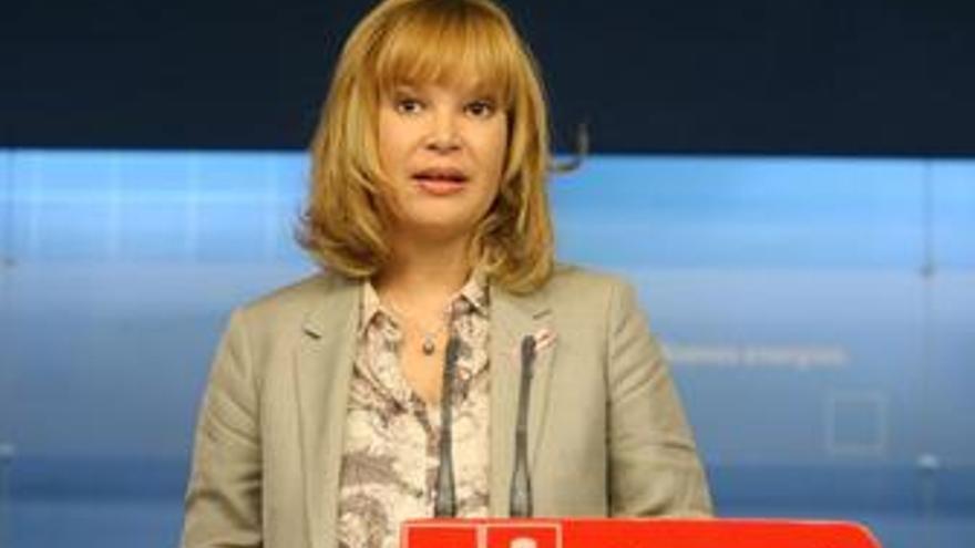 RDP de Leyre Pajín en el PSOE