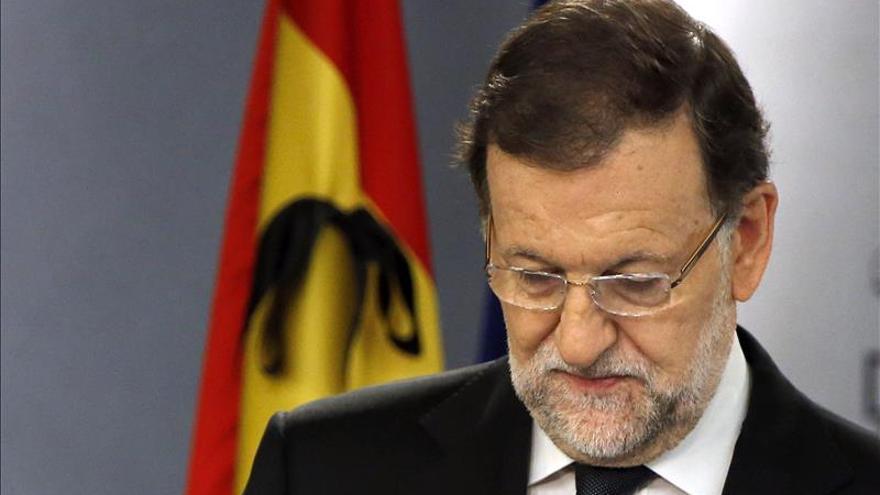 Rajoy transmite su pésame a la familia del español fallecido