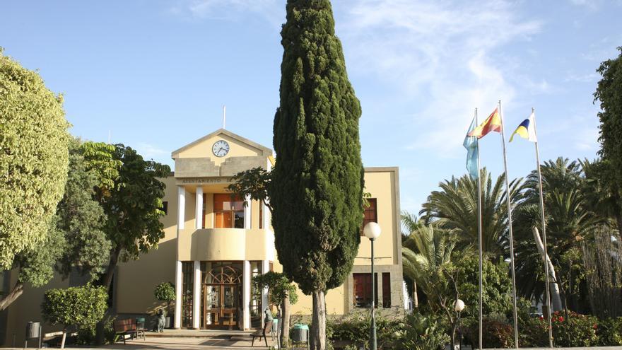 Ayuntamiento de Agüimes (Alejandro Ramos)