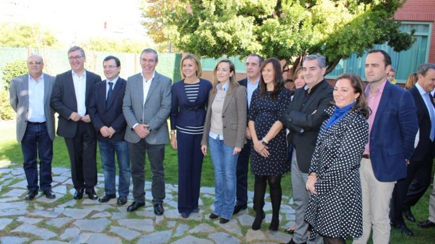Presentación de la candidatura del PP por Albacete