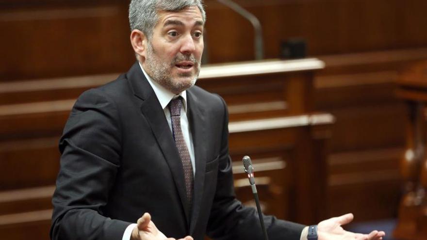 Clavijo: Las irregularidades en el caso Grúas están en la Fiscalía