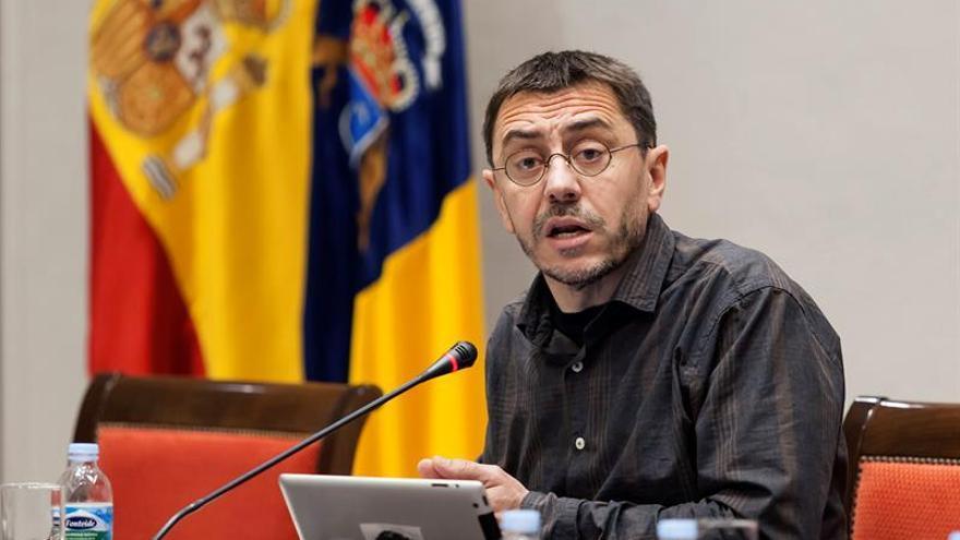 Monedero dice que Cifuentes es igual de culpable que los encausados en el caso Lezo