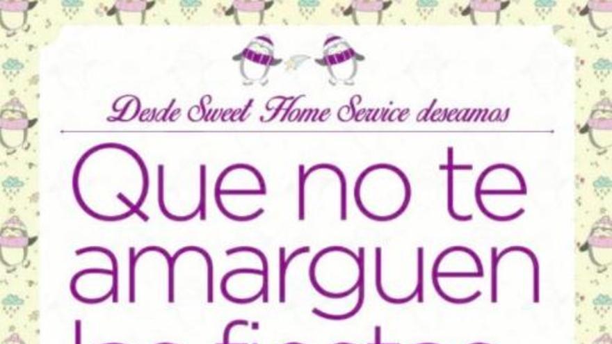 Anuncio de la empresa Sweet Home Service