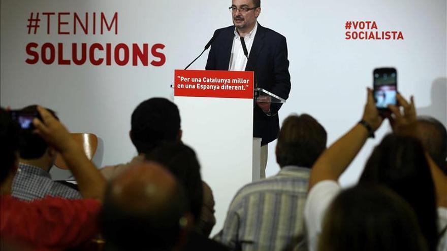 Iceta promoverá un plan de empleo de urgencia con mil millones en cuatro años