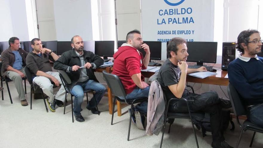 En la imagen, participantes en el segundo taller teórico-práctico de perfeccionamiento para instaladores de fibra óptica que organiza el Proyecto Antares.