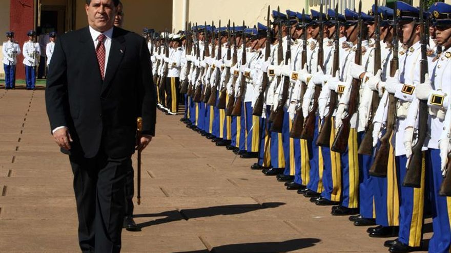 Presidente paraguayo asistirá a investidura presidencial de Kuczynski