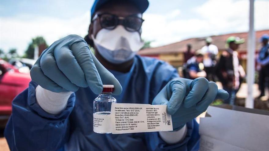 """Cruz Roja alerta de que la batalla contra el ébola en la RD del Congo """"no ha acabado"""""""