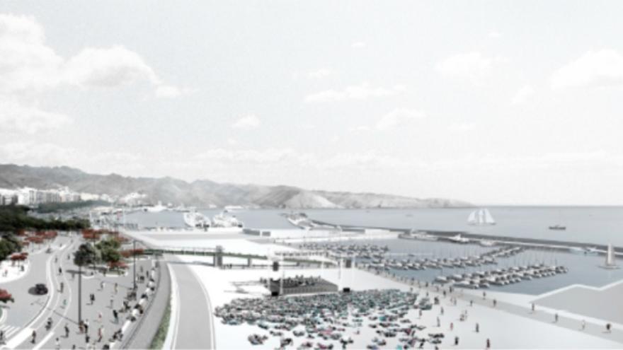 Proyecto de Herzog y De Meuron para Santa Cruz